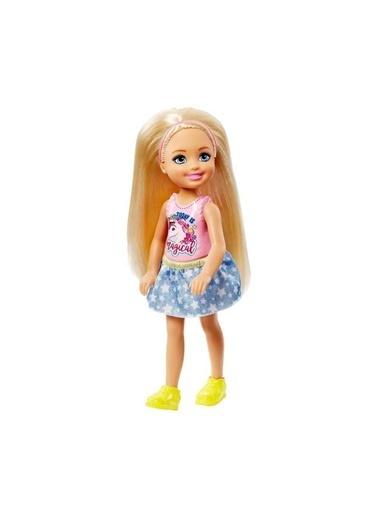 Barbie Dwj33 Chelsea Bebekler /Chelsea Dünyası Renkli